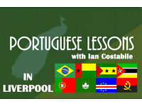 Portuguese Lessons in Liverpool