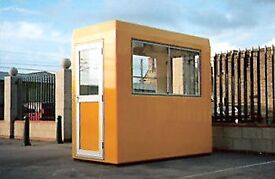 £95 Florist Grocer Coffee Fruit News Snack Hut. Market Stall Kiosk Shop Store. Land Cardiff Wales UK
