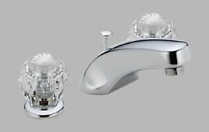 Delta Widespread Lavatory Faucet