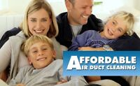 Kitchener,Waterloo ,Cambridge Duct Cleaning Fixed Price