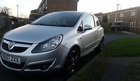 *PRICE REDUCED** Vauxhall Corsa D SXI 1.4L BARGAIN HPI CLEAR
