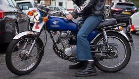 honda cb125 s1 1975
