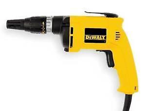 Dewalt Drywall Scrugun RPM 5300, 120V Model DW255 Screw Gun NEW