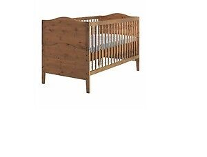 IKEA Diktad Crib (includes mattress)