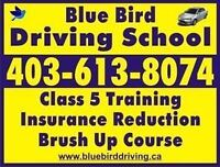 Driving school full course