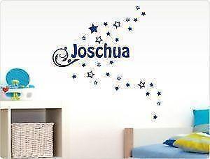 wandtattoo f r kinder g nstig online kaufen bei ebay. Black Bedroom Furniture Sets. Home Design Ideas