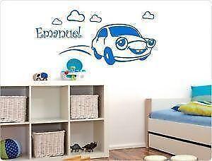 wandtattoos f r kinderzimmer g nstig online kaufen bei ebay. Black Bedroom Furniture Sets. Home Design Ideas