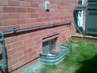 GAS LINE INSTALLATION MARKHAM GTA $99 705-790-7292
