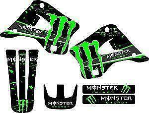 KX 125 Motorcycle Parts