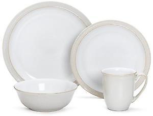 Brand New in Box - Denby Dishes -Linen