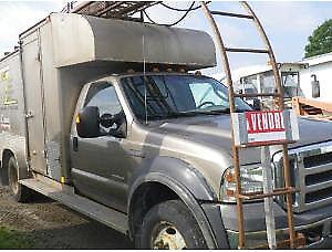 camion f450 diesel