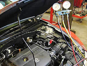 SERVICING YOUR AUTOMOTIVE - TRUCK A/C COOLING AND HEATING NEEDS