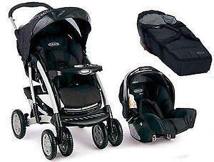 Graco Travel Systems Pushchairs Amp Prams Ebay