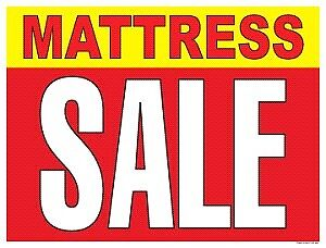MATTRESS AND BOX SALE ALL SIZES START FOM $149 ONLY