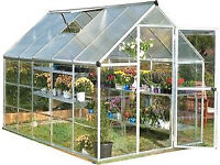 Palram Harmony 10x6 greenhouse