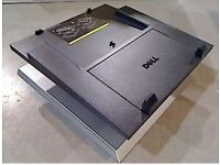 DELL DOCK MONITOR STAND AND 130W LAPTOP POWER SUPPLY 0PW395 0HJVX1 DOCKING STATION CHINGFORD