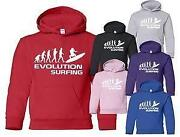 Ladies Surf Hoodies