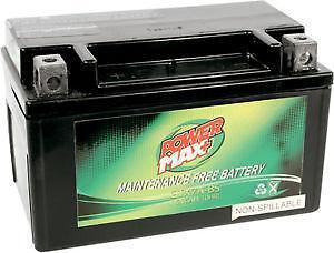 Honda/Suzuki/Yamaha ATV Maintenance Free Battery - YTX14-BS