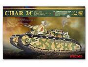 Military Tank Models