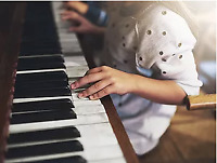 Music Lessons for ALL ages!