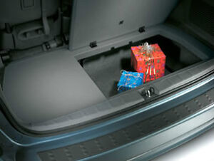 2005-10 ODYSSEY factory storage compartment