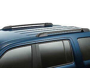 Roof Rail Crossbars - Genuine Honda Roof Rail Kit Fits: 2012-2015 Pilot (Crossbars Sold Separately)