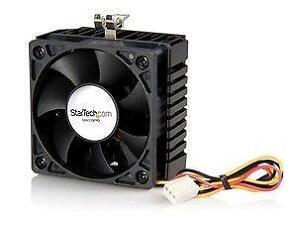 StarTech 65x60x45mm Socket 7/370 CPU Cooler Fan w/ Heatsink & TX