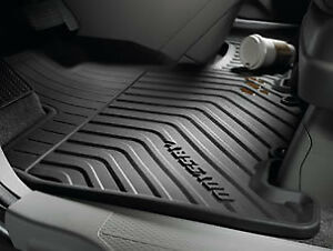 2011-2017 Honda Odyssey All Season Floor mats with Trunk Tray