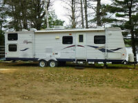 31Ft RV with Bunks