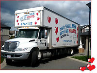 WE NEED DRIVERS AND HELPERS FOR A MOVING COMPANY IN NORTH YORK