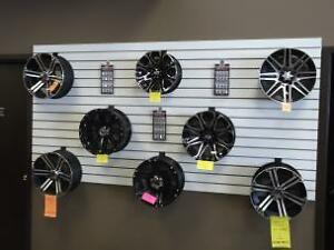 ITP AND STI ATV RIMS ON SALE