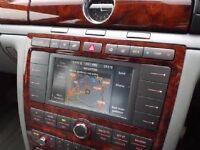 The Latest 2015 Sat Nav Disc Update VW Phaeton Navigation CD Based. www latestsatnav co uk