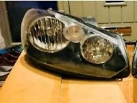 golf mk6 drivers headlight