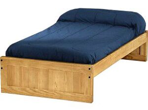 Crate Design King Size Bed