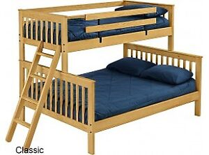Crate Design Bunk Bed and Trundle