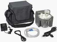 Devilbiss Hp Portable Suction Pump (DV7305PD) With Carrying Case