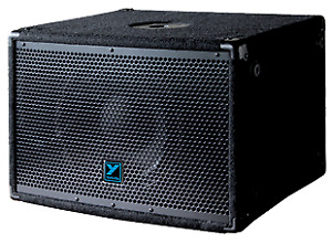 Yorkville Powered Subwoofer - 10 inch - 200 Watts