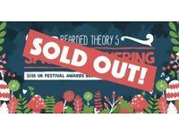 4x Bearded Theory Tickets