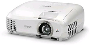 Projector Epson HD 2040 1080p 3D with HD screen 100 inchs