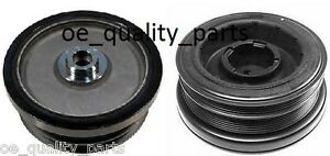 crankshaft pulley vibration damper bmw e e46 e90 320d e91 5 e60 e61 520d m47n ebay. Black Bedroom Furniture Sets. Home Design Ideas