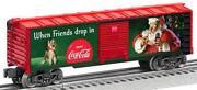 Coca Cola Christmas Train