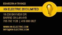 Electrical Services - Master Electrican