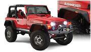 Jeep Wrangler TJ Fender Flares