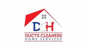 $120 Professional HVAC, NADCA & TSSA Certified Duct Cleaning