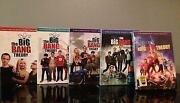 The Big Bang Theory Seasons 1-4