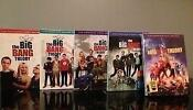 The Big Bang Theory Seasons 1-2