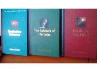 83 Agatha Christie hardback books