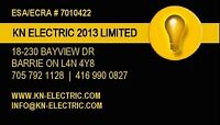 Electrical Services - Master Electrician