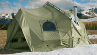 Cabelas Big Horn 3 Outfitters series tent