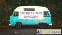 Get Car Title Loans Kamloops At Low-Interest Rates